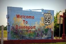 Davenport, OK