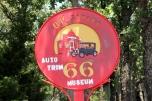 John Hargrove's Route 66 museum/shop. Arcadia, OK